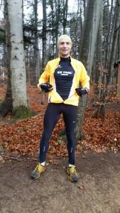 Der schnelle Franzose Éric Louvard